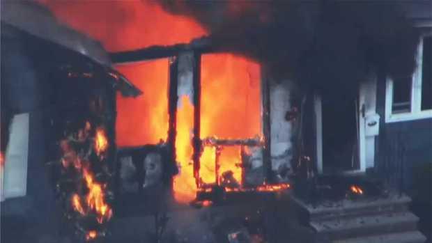 Explosión fatal: joven muere y decenas están heridos por falla en línea de gas