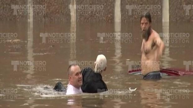 [TLMD - Houston] Milagroso rescate en Conroe (Texas)