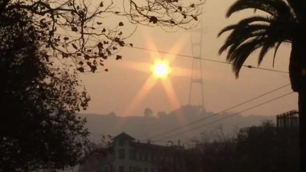 [TLMD - Bahia] Calidad de aire insalubre en el Área de la Bahía