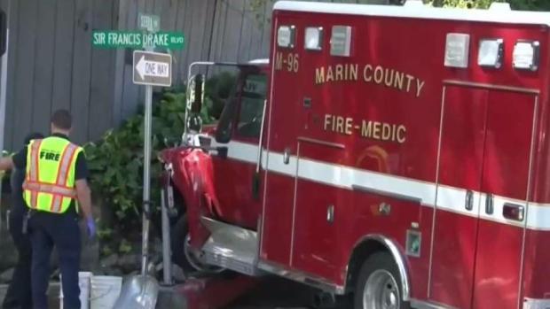 [TLMD - Bahia] Choque de ambulancia deja heridos