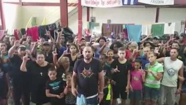 [TLMD - MIA] Crisis humanitaria de cubanos en Trinidad y Tobago