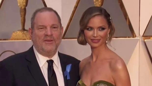 Despiden al productor Harvey Weinstein de su empresa