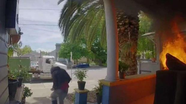 [TLMD - Bahia] Detienen a sospechoso de incendio provocado en San José
