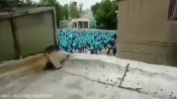 [TLMD - NATL] El baile tabú en las escuelas que revoluciona Irán