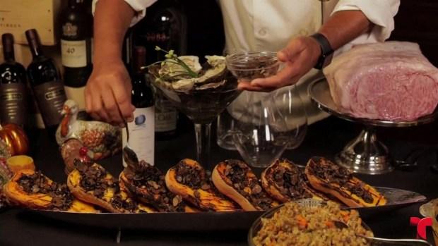 [TLMD - NATL] $76,000, la más costosa comida de Acción de Gracias