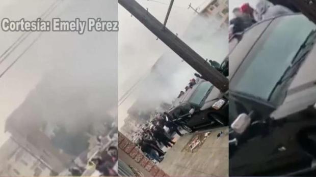 [TLMD - Bahia] Espectáculos ilegales ponen en peligro vidas en Oakland