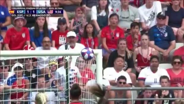 [TLMD - NATL] EEUU sufre contra España, pero alcanza los cuartos del Mundial