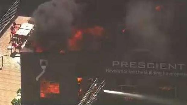 [TLMD - LV] Explosión de gas deja un muerto en Carolina del Norte