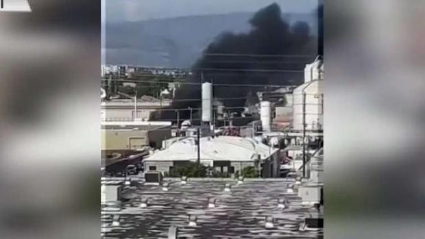 [TLMD - Bahia] Explosión en fábrica de químicos en Santa Clara