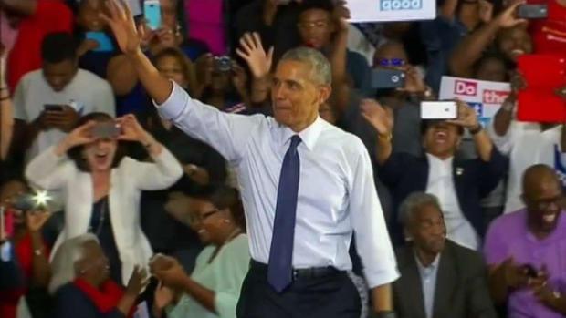 [TLMD - Bahia] Expresidente Barack Obama llega a San Francisco