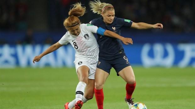 [WWC 2019] Francia es fuerte candidato al título del Mundial