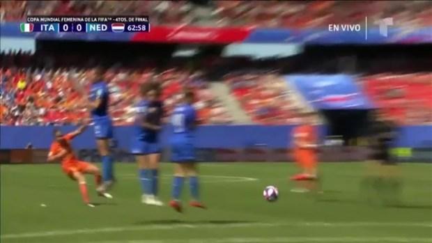 [TLMD - NATL] Holanda clasifica a semifinal tras vencer a Italia