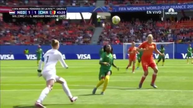 [TLMD - NATL] Holanda derrota a Camerun 3-1