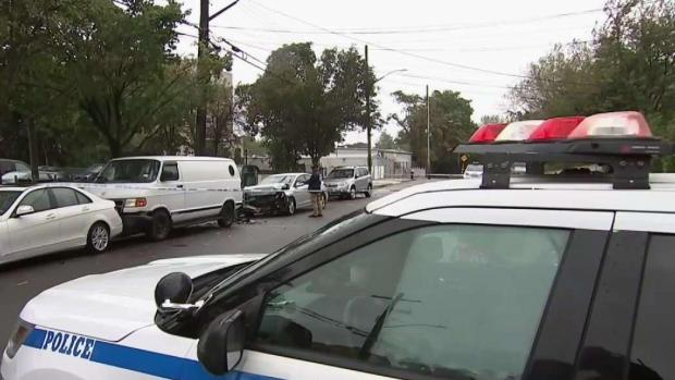 [TLMD - NY] NYPD: Hombre atropella y luego ataca con machete a su exesposa hasta matarla
