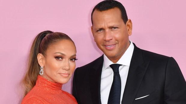J.Lo y A-Rod lanzan línea de comida saludable