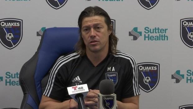 [TLMD - Bahia] 'Con respecto al futbol soy bastante sentimental' dice Almeyda