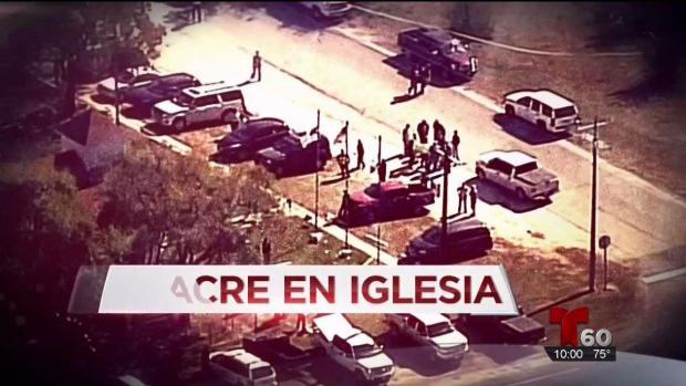 La fuerza aérea no registró los antecedentes violentos del asesino de Texas