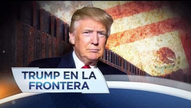 [TLMD - LV] McAllen se prepara para llegada de Trump