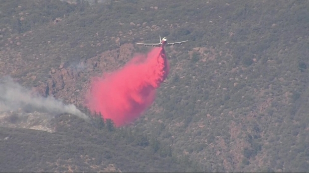 [TLMD - MIA] Incendios en California continúan devorando cientos de acres