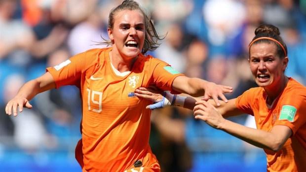 [WWC 2019 - PUBLICADO] Holanda hunde a Nueva Zelanda con un gol agónico