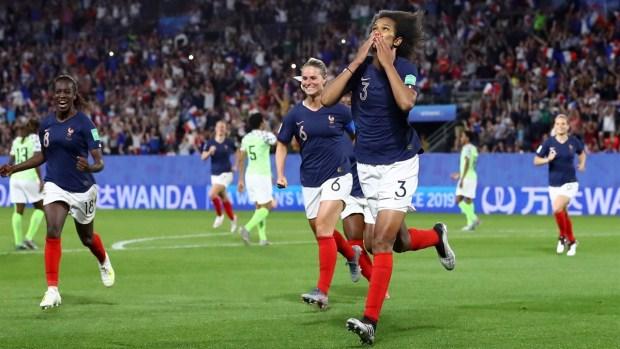 [WWC 2019 - PUBLICADA] Francia supera a Nigeria gracias a un polémico penal