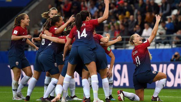 [WWC 2019] Noruega debuta con una contundente victoria ante Nigeria en Francia
