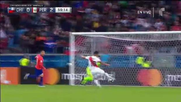 [TLMD - National - LV] Perú casi anota el 3-0 en contragolpe de infarto