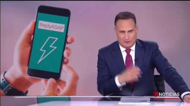 [TLMD - MIA] Replay asap app: para que tu hijo responda el celular
