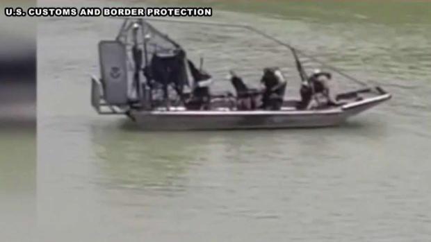 [TLMD - SA] Salvan a menor a punto de morir ahogado en el Río Grande