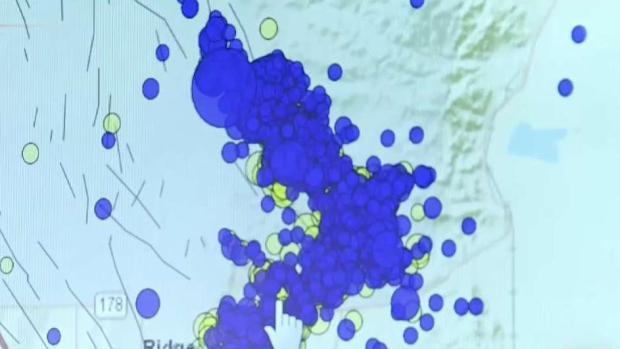 California: sismólogos explican las réplicas del 5 de julio