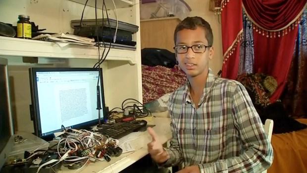 Ahmed Mohamed y su controversial reloj