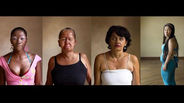 """Retrata """"la belleza"""" de trabajadoras sexuales de Medellin"""