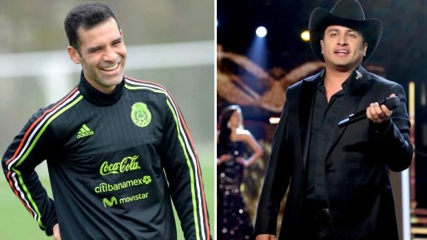 Jugadores del Atlas muestran apoyo a Rafa Márquez