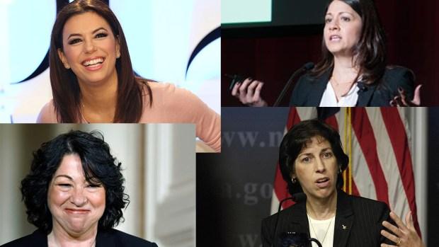 10 latinas influyentes que marcan a EEUU