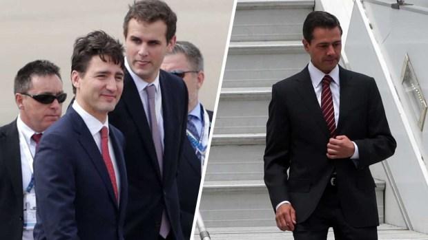 Desfile de líderes mundiales para la cumbre del G20 en Argentina