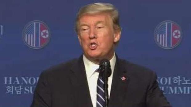 [TLMD - LV] Trump desmiente testimonio de su abogado