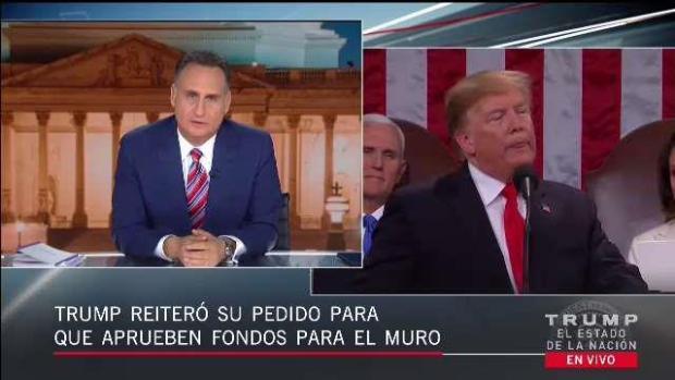 [TLMD - MIA] Trump reitera pedido de construir muro