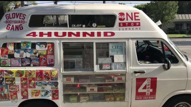 [TLMD - LA] Usaban camión de helado para vender drogas