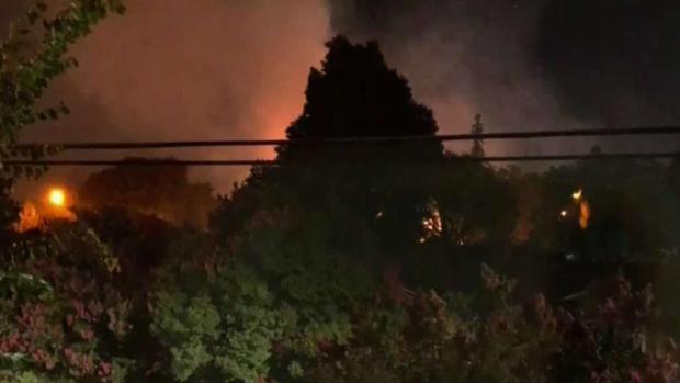 [TLMD - Bahia] Vecinos aterrados por series de incendios en San José