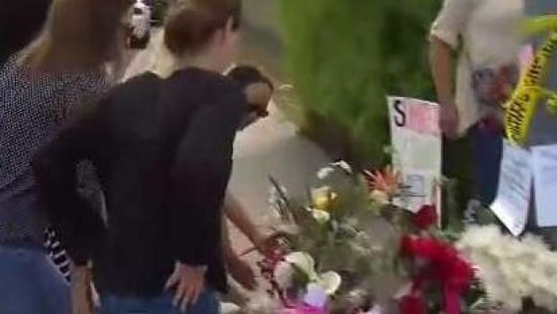[TLMD - LV] Vigilia en honor a víctimas de tiroteo en California