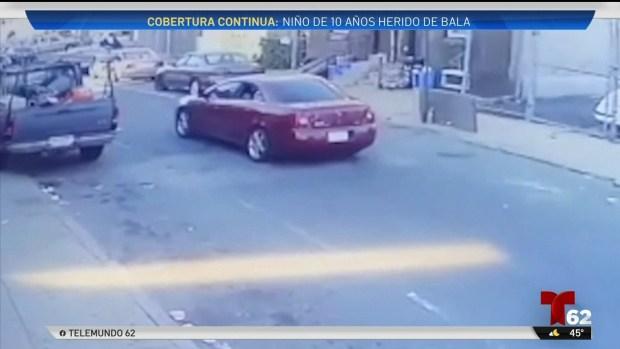 [TLMD - PHI] Imágenes de la balacera que afectó a un niñito de 10 años