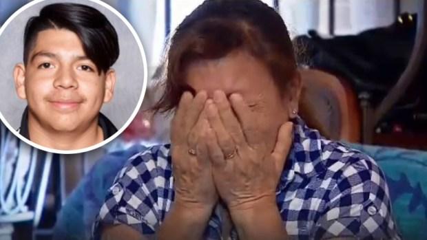 [TLMD - LV] Abuelita relata el dolor de perder a su nieto en el tiroteo de El Paso