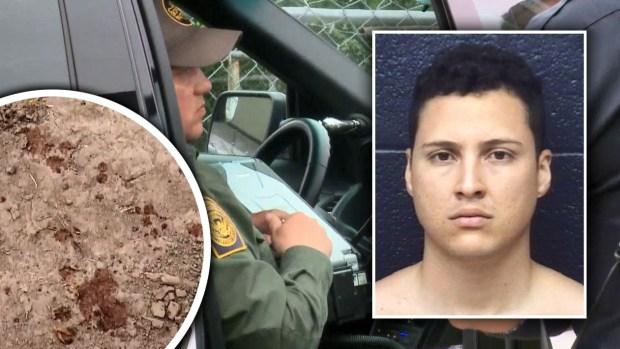Brutales asesinatos en la frontera: señalan a agente migratorio