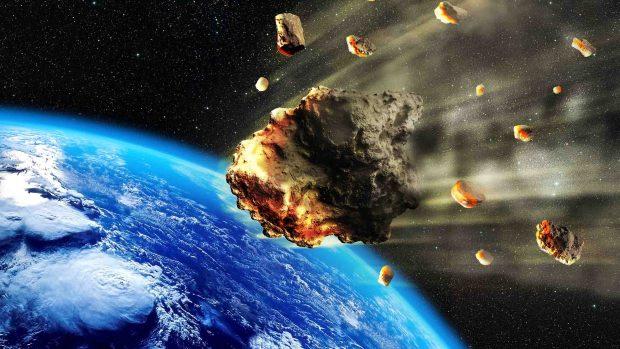 [TLMD - NATL] Estudio: se disparan los impactos de asteroides en la Tierra