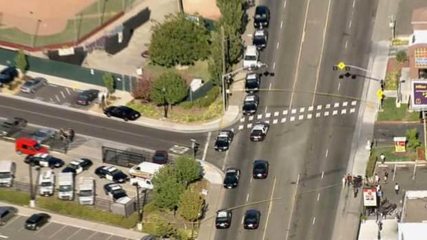Video: Balacera en escuela de Sacramento