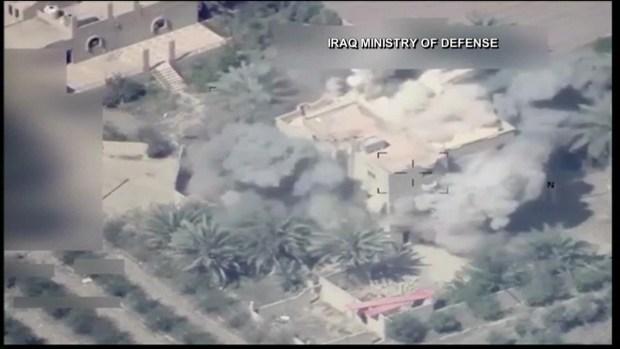 [TLMD - MIA] Bombardeo destruye complejo de ISIS en Siria