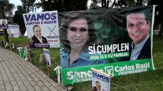 [TLMD - LV] Guatemala de cara a elecciones presidenciales