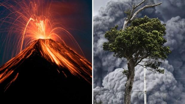 Por qué erupcionan los volcanes y son tan temibles