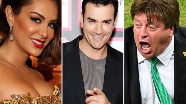 Fotos: Los escándalos de la farándula en 2015