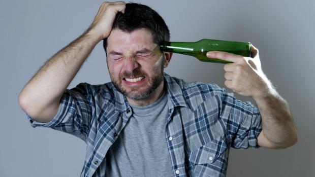 Los estragos del alcohol en el organismo